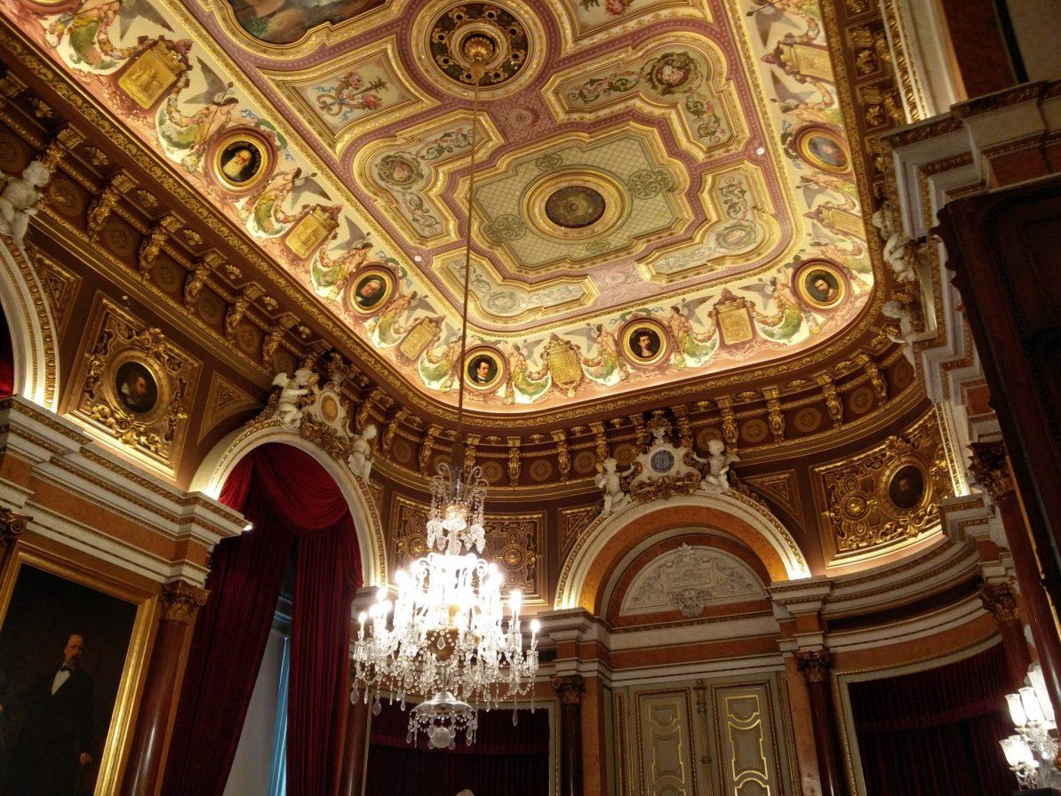 Câmara Municipal de Lisboa salão nobre 02 Lisboa Portugal Mundo Indefinido