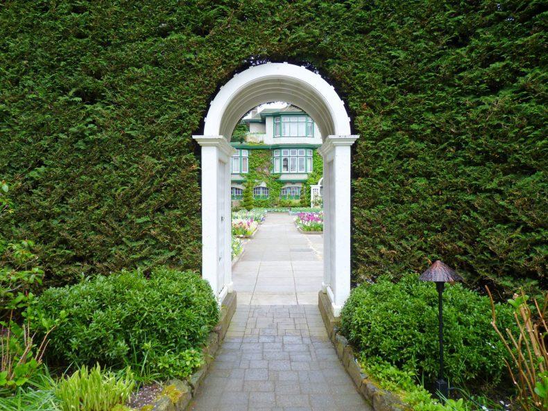 Butchart Gardens 19 Victoria Canadá Mundo Indefinido