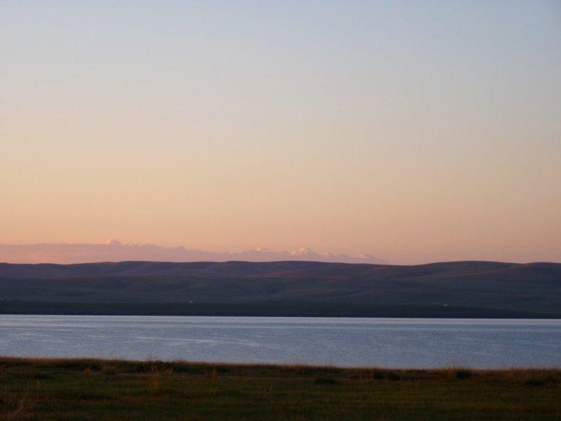 Lago Ogii 03 Mongólia Mundo Indefinido