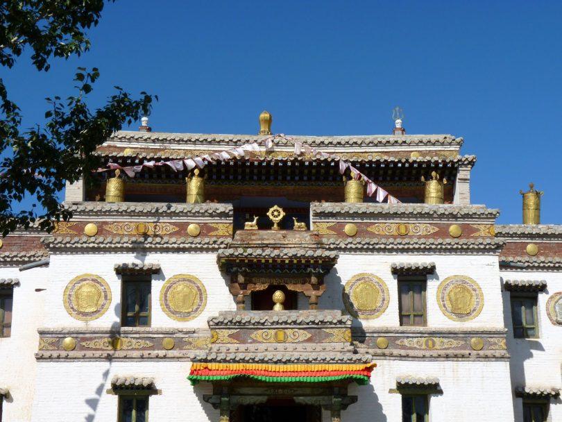 Mosteiro de Erdere Zuu 08 Mongólia Mundo Indefinido