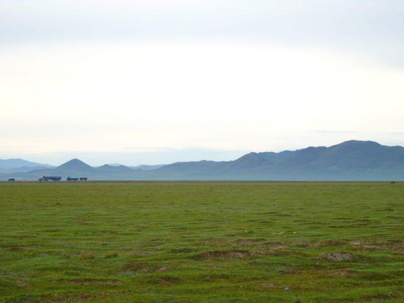 Paisagem 01 Mongólia Mundo Indefinido