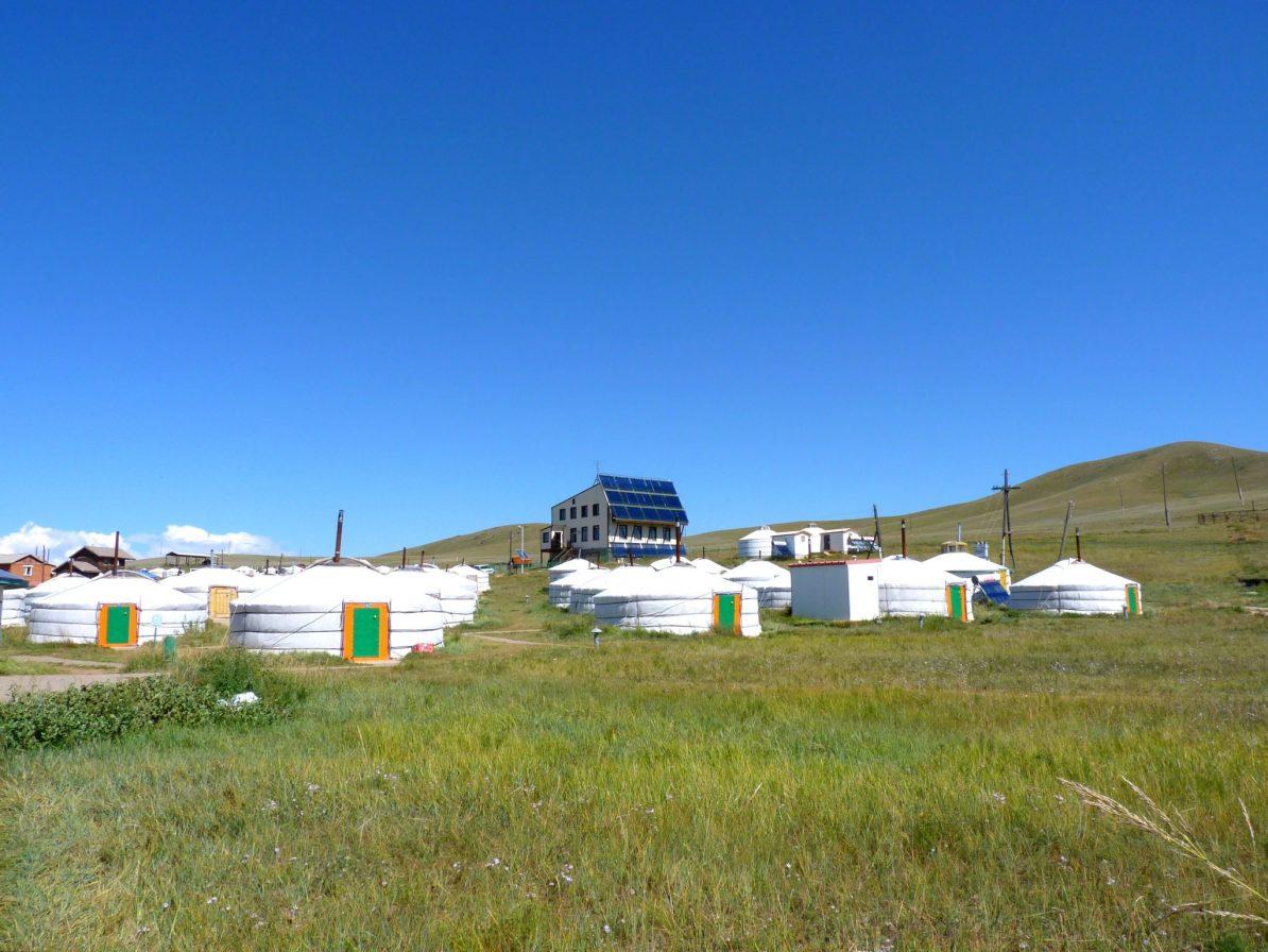 Parque Nacional Hustai 02 Mongólia Mundo Indefinido