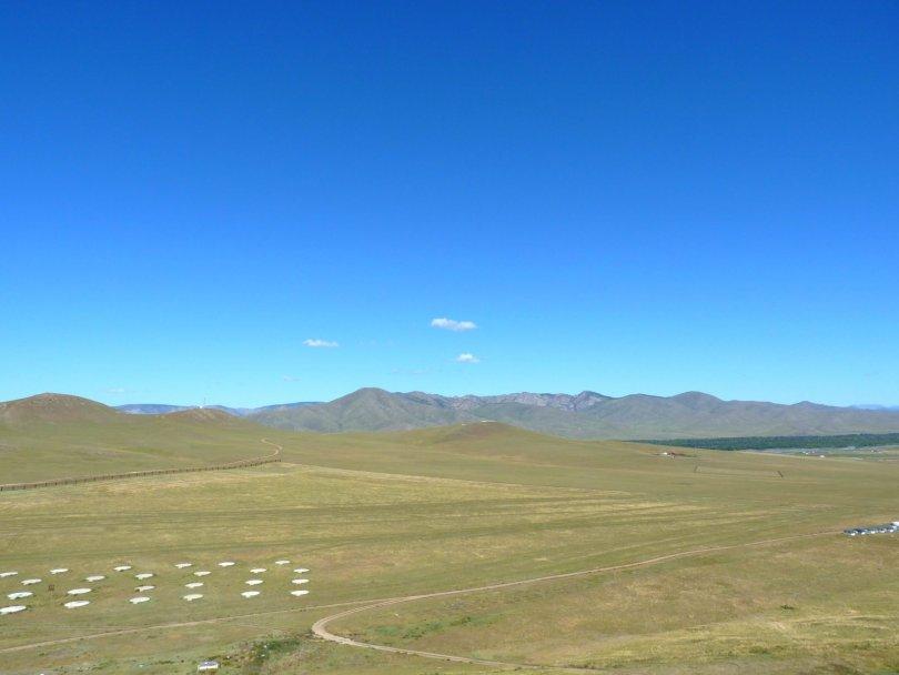 Chinggis Khaan 06 Mongólia Mundo Indefinido
