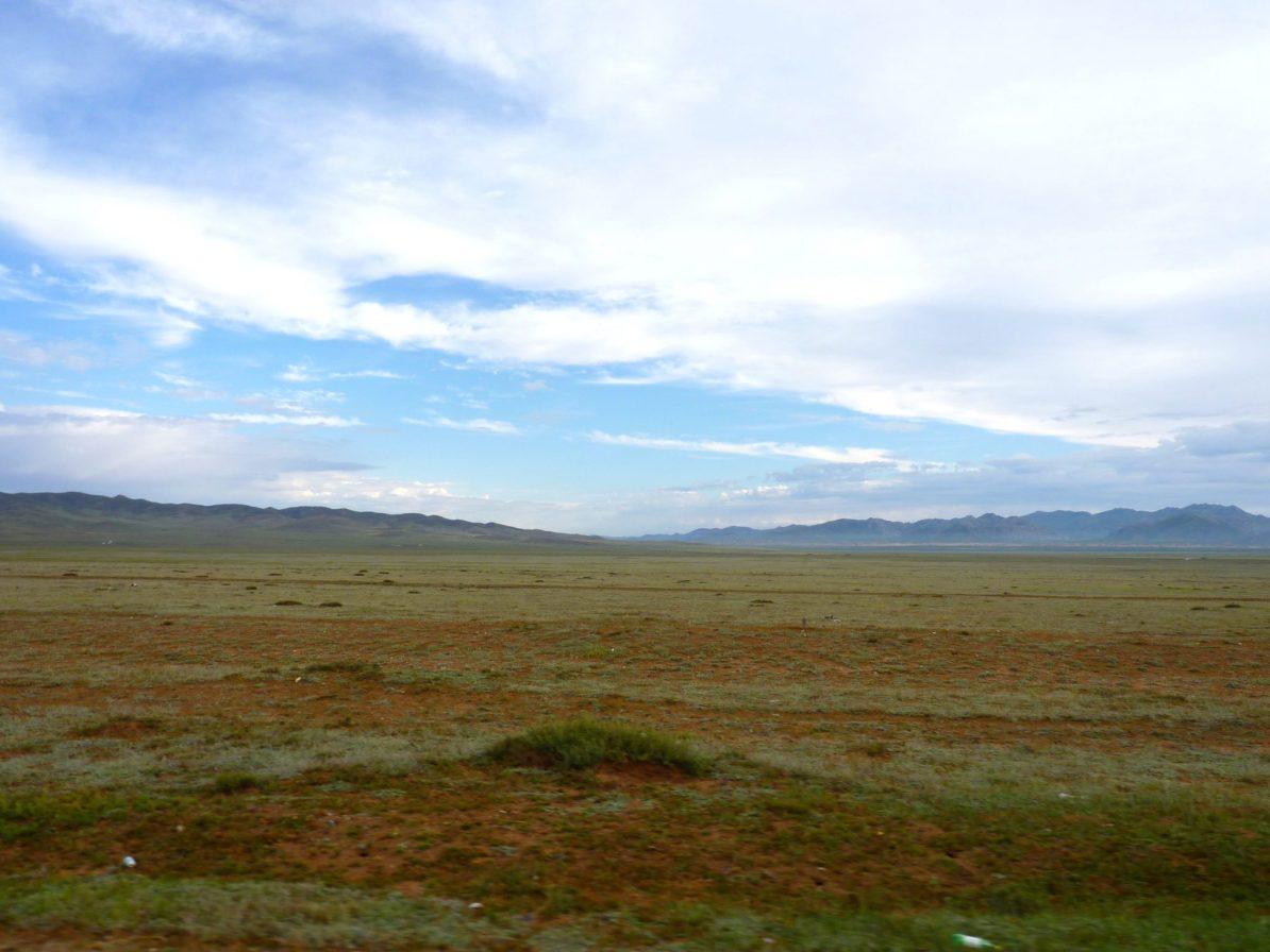 Estradas Mongólia 03 Mundo Indefinido