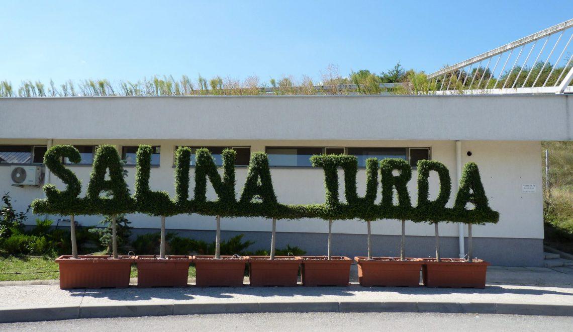 Salina Turda Roménia Mundo Indefinido
