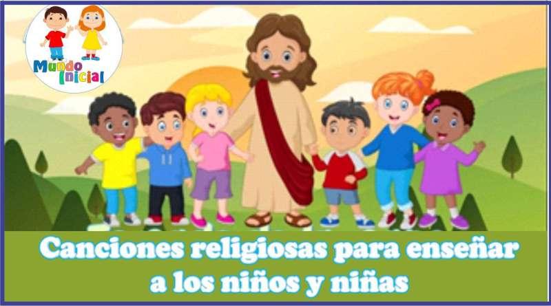 Canciones de Jesús