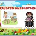 REGISTRO ANECDOTARIO