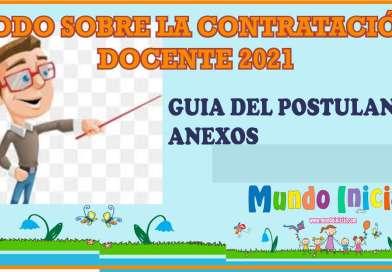 CONTRATO DOCENTE 2021