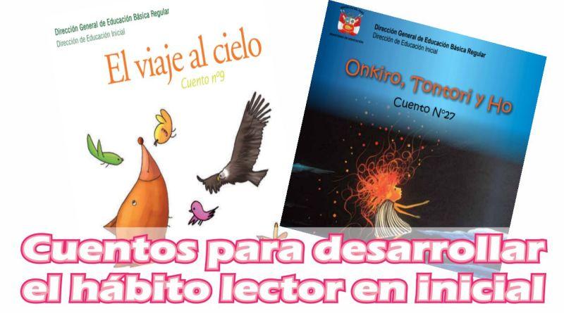Leemos y disfrutamos de los relatos de otras culturas CUENTOS PARA DESARROLLAR EL HABITO LECTOR