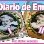 """Descargue gratis """"El Diario de Emilia"""" I y II Capítulo, escrito por Esther Marchán"""