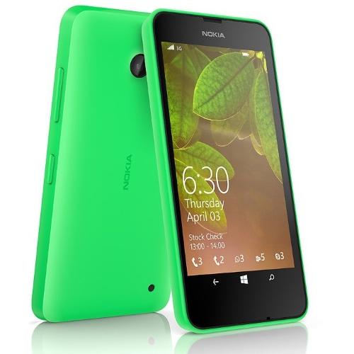 Lumia 635 verde
