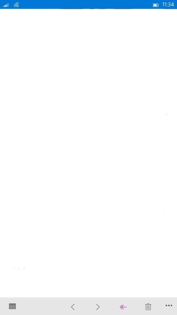 El correo de Outlook y los nuevos iconos