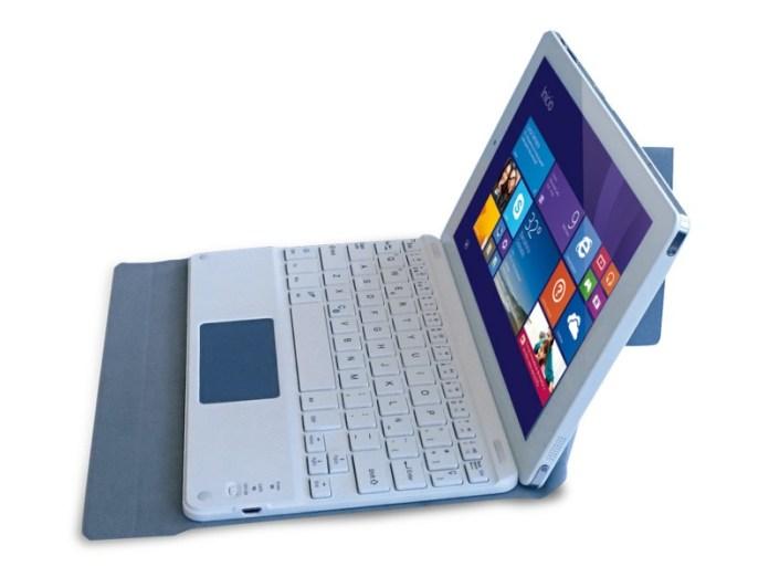 Windows Tablet Edición Real Madrid con teclado