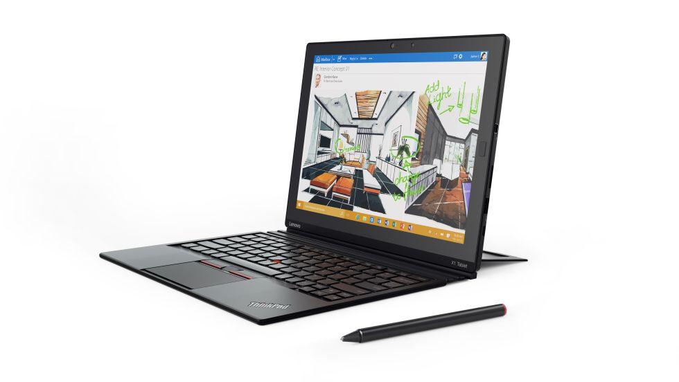 La Lenovo X1 Tablet luce su diseño