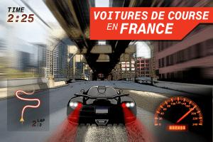Coches de carreras en Francia