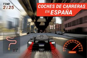 Coches de carreras en España