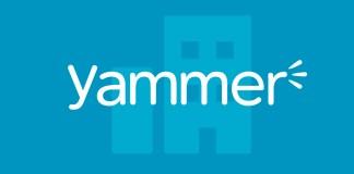 Yammer se actualiza y añade modo oscuro en iOS