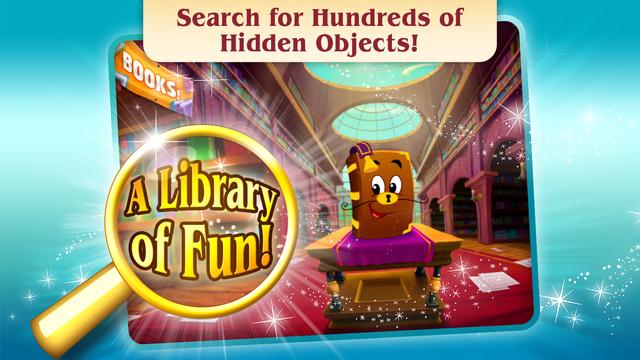 Busca los objetos ocultos