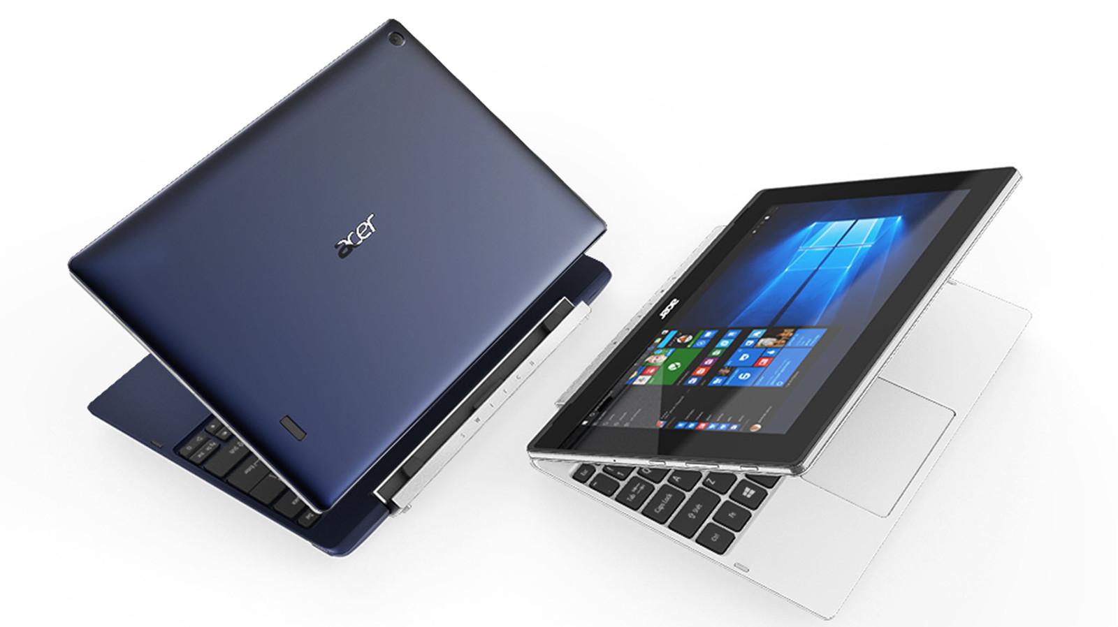 Acer anuncia el Acer Switch V 10