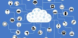 Nube conectada a dispositivos