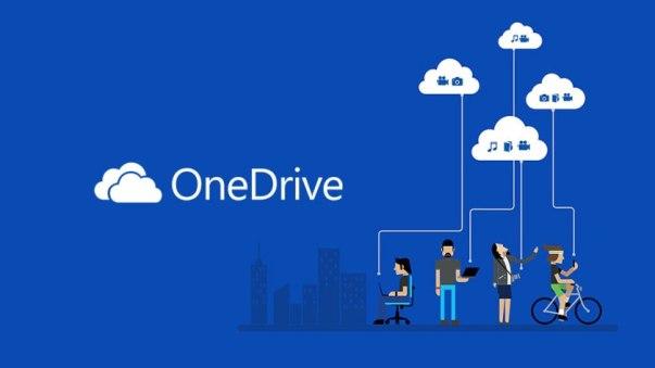 Almacenamiento en la nube con OneDrive y OneDrive Empresarial
