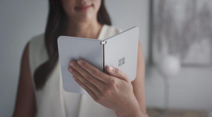 Microsoft trabaja en una gran actualización para Surface Duo