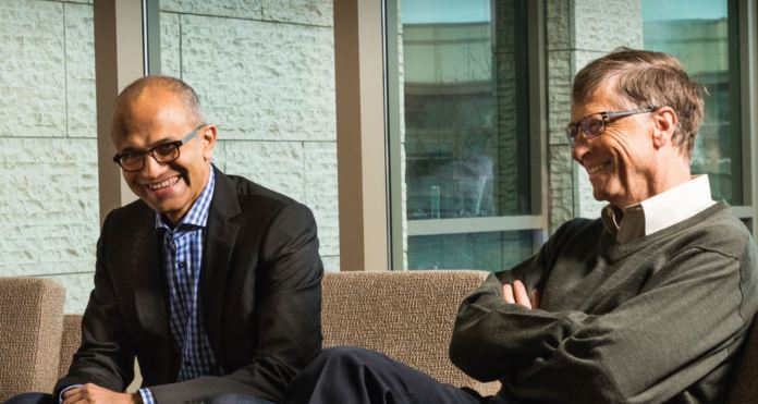 Gates adiós Microsoft