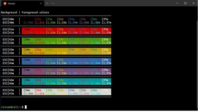 Llega Windows Terminal v0.11