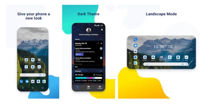 Microsoft Launcher se actualiza con nuevas funciones