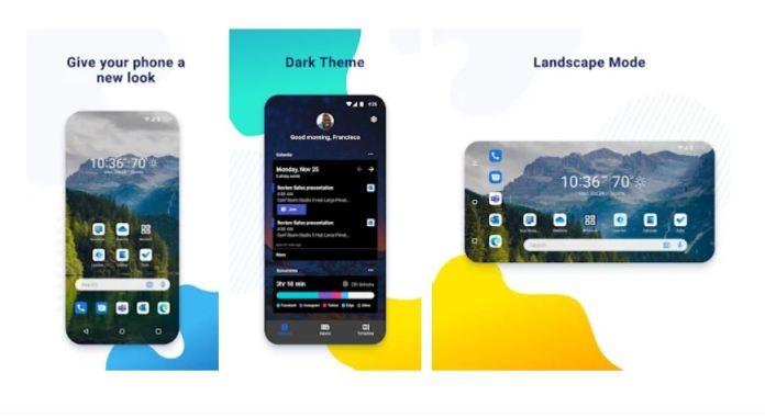 La nueva vista previa de Microsoft Launcher comienza a llegar a beta testers