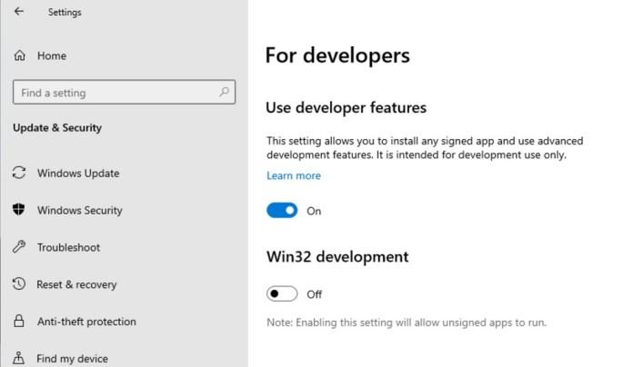 Una nueva filtración de Windows 10X apunta a la compatibilidad con aplicaciones Win32
