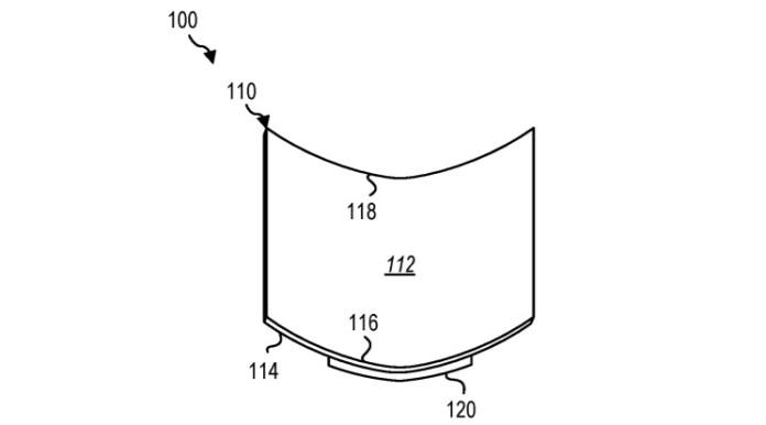 Una patente de Microsoft muestra un Surface plegable más resistente