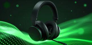 Así son los nuevos auriculares inalámbricos Xbox de Microsoft