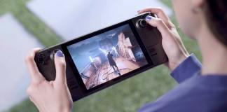 Valve presenta su PC portátil para juegos Steam Deck