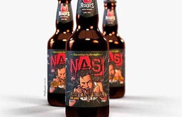 Nasi, vocalista do Ira!, lança cerveja artesanal