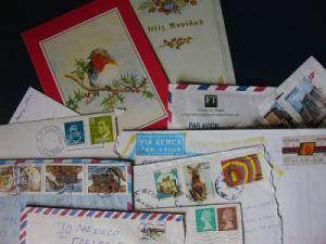 Cartas recibidas