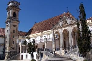 Torre da Universidade de Coimbra. Foto Divulgação: ©UC|Sérgio Brito