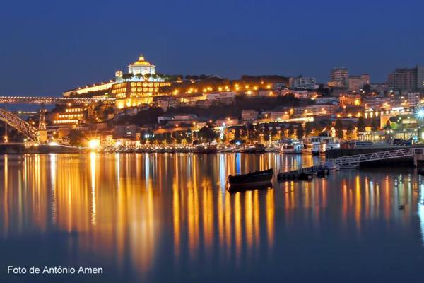 Vila Nova de Gaia, Porto. Foto: Antônio Amen