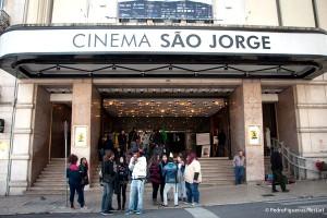 Cinema São Jorge é um dos locais que exibem produções do Festival de Animação de Lisboa. Foto: Divulgação