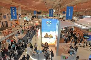 A feira de turismo na capital portuguesa. Foto/Arquivo