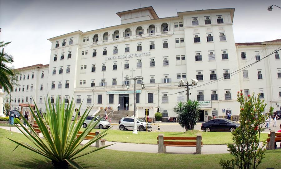 Santa Casa de Misericórdia da cidade de Santos