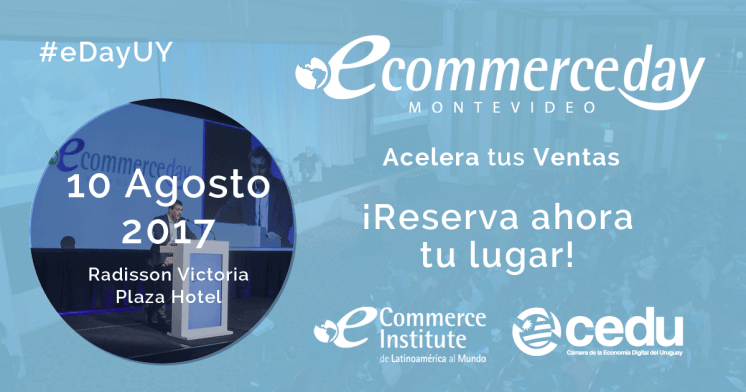 eCommerce Day Montevideo 2017