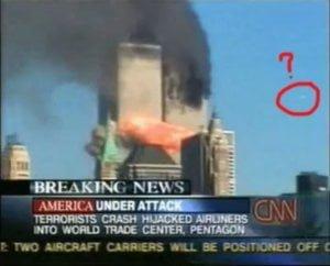 OVNI en el ataque de las Torres Gemelas de Nueva York