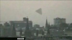OVNIs previstos en Moscú y Londres en enero de 2011