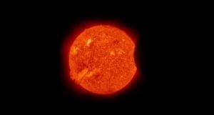 Planeta pasa por delante del Sol! – ¿Planeta X?
