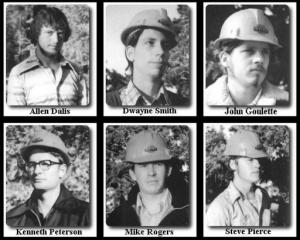 1975: Arizona. Travis Walton