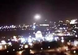 ¿OVNI sobre la ciudad vieja de Jerusalén?, 28 de enero 2011