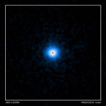 Astrónomos detectan la mayor explosión jamás vista en el Universo