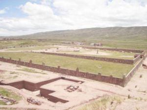 Antiguos Misterios – Puma Punku en Tiahuanaco