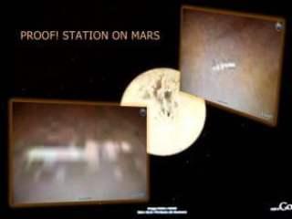 ¿Bio Estación Alfa en Marte? - El último descubrimiento en Marte 1